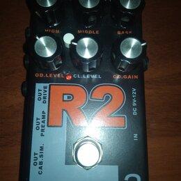 Оборудование для звукозаписывающих студий - Преамп AMT R2, 0