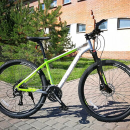 Велосипеды - Новый велосипед, Shimano Altys, кассета, гидравлик, 0