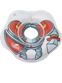 Круги на шею - Круг на шею для новорожденного для купания Flipper, 0