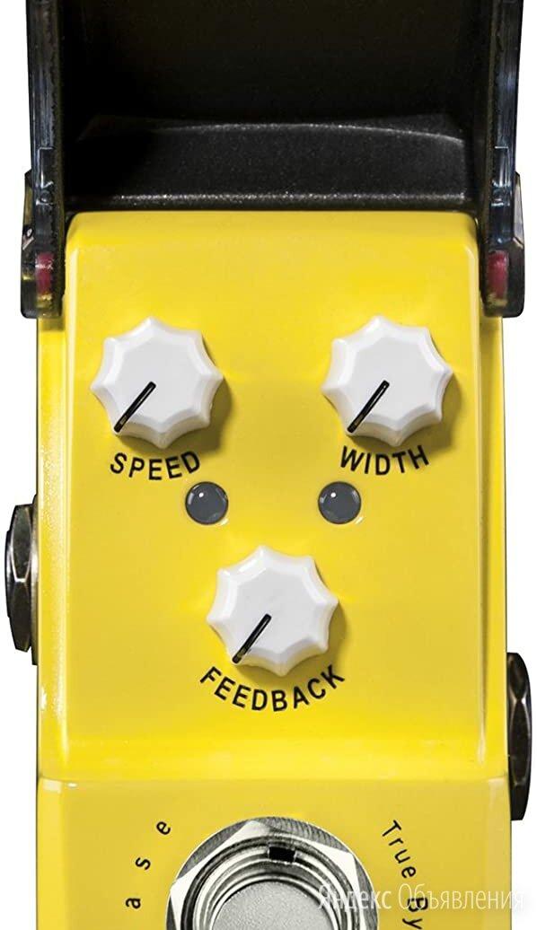 Педаль эффектов для электрогитары Joyo JF-328 Nebulous Phase по цене 4985₽ - Аксессуары и комплектующие для гитар, фото 0