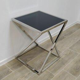 Столы и столики - Кофейный столик из нержавейки, 0