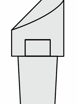 Аппараты для контактной сварки - Набор электродов наклонный FUBAG O 16 х 34мм (20…, 0