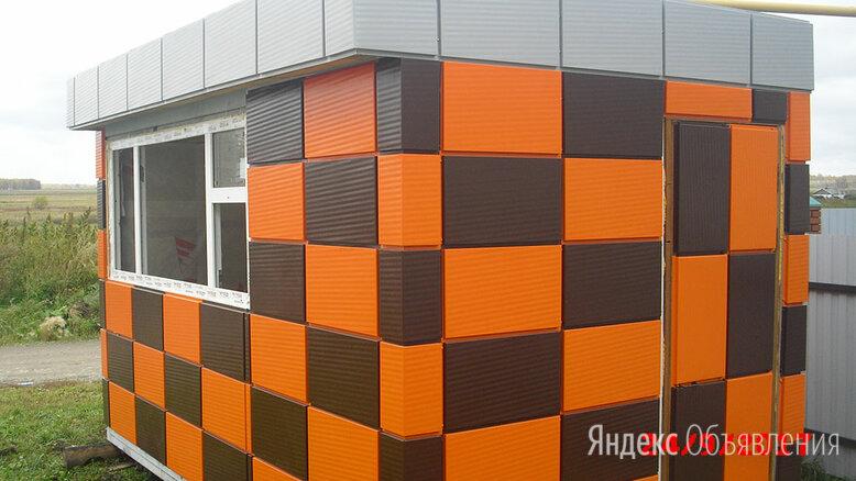 Кассета угловая Ф-УН-4 (0,5мм) 170 х 170 х 565 по цене 365₽ - Фасадные панели, фото 0