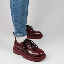 Балетки, туфли - Полуботинки Karolina (W36-R) , 0