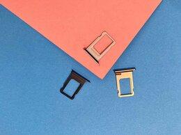 Прочие запасные части - Sim – контейнер (Сим Слот) Apple Iphone, 0