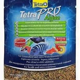 Аквариумные рыбки - TETRAPRO ALGAE 12 ГР, 0