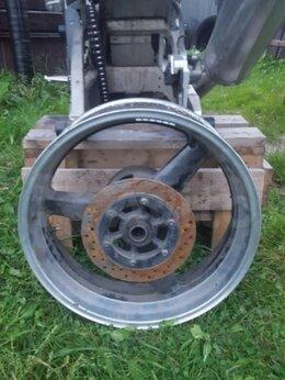 Шины, диски и комплектующие - Задний колесный диск yamaha yzf r6 yzf-r6 yzf r 6, 0