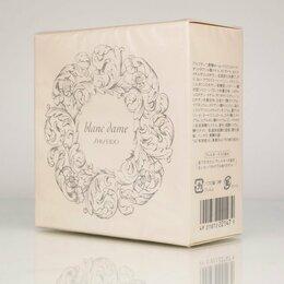 Для лица - Blanc Dame (Shiseido) пудра 25 г СЛЮДА РЕДКОСТЬ, 0