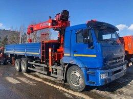 Спецтехника и спецоборудование - Аренда манипулятора 10 тонн в Москве и области, 0
