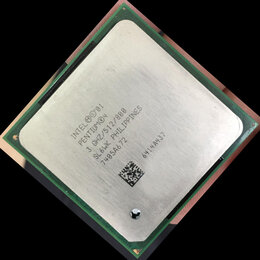 Процессоры (CPU) - Pentium 4 2800/512/800 - Сокет 478, 0