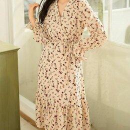 Платья - Новое шифоновое платье, 0