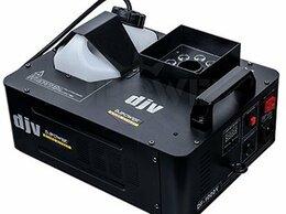 Световое и сценическое оборудование - Генератор дыма DJPower DF-1000V Вертикальный 750Вт, 0
