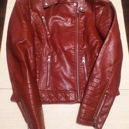 Куртки - Куртка женская косуха, новая, 0