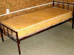 Кровати - Кровати односпальные на металлокаркасе , 0