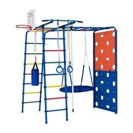 Гимнастические снаряды и спортивные комплексы - ДСК уличный Street 2 (детский комплекс), 0