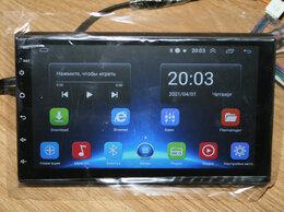 """Музыкальные центры,  магнитофоны, магнитолы - Новая 2 DIN Автомагнитола 7"""" Android 9.1 WI-FI…, 0"""