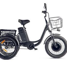 Велосипеды - Трицикл Eltreco Porter Fat 700 (Черный-2417), 0