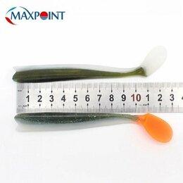 Приманки и мормышки - Мягкие приманки Maxpoint, 11 см 11 г .- 4 шт., 0