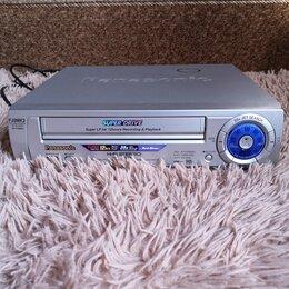 Видеомагнитофоны - Видеоплеер Panasonic NV-FJ8MK2 HI-FI пр.ЯПОНИЯ, 0