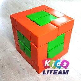 Головоломки - Большая детская головоломка конструктор, 0