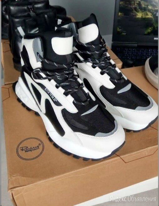 Демисезонные кроссовки Respect новые по цене 4100₽ - Кроссовки и кеды, фото 0
