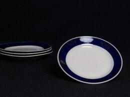 Тарелки - Барановка тарелки кобальт, 0