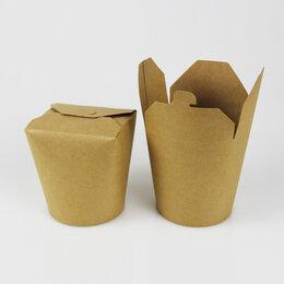 Одноразовая посуда - Одноразовый Стакан-коробка для китайской лапши…, 0