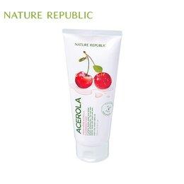 Очищение и снятие макияжа - Пенка для умывания с экстрактом барбадосской вишни 170 мл, 0