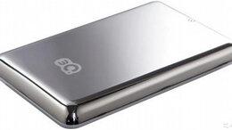Внешние жесткие диски и SSD -  Внешний HDD 500gb 3Q, 0