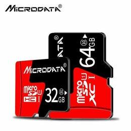 Карты памяти - Карта памяти MicroSD 32,64,128Gb, 0