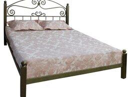 Кровати - Кровать кованая металлическая КЛ, 0