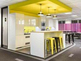 Шкафы для документов - Кухни на заказ в офис (ко-воркинг, кухни для…, 0