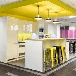 Шкафы для документов - Кухни на заказ в офис (ко-воркинг, кухни для производства/магазина), 0