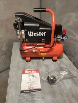 Воздушные компрессоры - Компрессор Wester W 006-075 OLC, 0