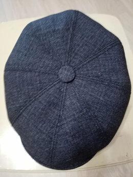 Головные уборы - кепка мужская  демисезонная, 0