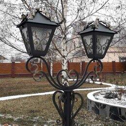 Уличное освещение - Кованые фонари, 0