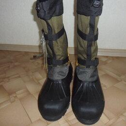 Одежда и обувь - Зимние сапоги для рыбалки до - 50 гр, 0