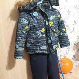 Комплекты верхней одежды - Зимняя куртка и штаны Tornado, 0