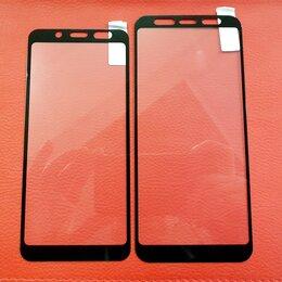 Защитные пленки и стекла - Защитное стекло Samsung A8/A8+., 0