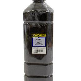 Чернила, тонеры, фотобарабаны - Тонер Content Универсальный для HP LJ M609, Тип 5.0, Bk, 1 кг, канистра, 0