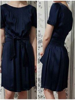 Платья - Легкое платье из натурального шелка, р-р 44 (S), 0