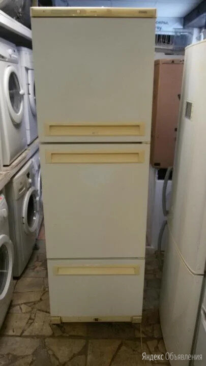 Холодильник  Стинол трехкамерный по цене 8000₽ - Холодильники, фото 0