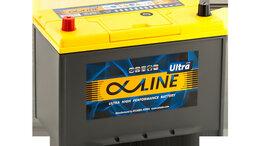 Аккумуляторы  - Аккумулятор Alphaline Ultra 105 (135D31R) 105Ач…, 0