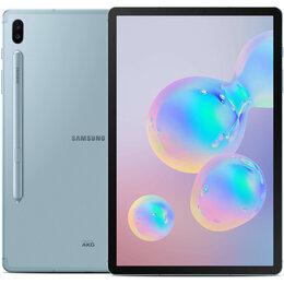 Планшеты - Планшет Samsung Galaxy Tab S6 10.5 SM-T865 128Gb…, 0