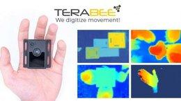 Веб-камеры - Камера глубины, depth camera Terabee 3Dcam, 0