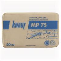 Строительные смеси и сыпучие материалы - Кнауф МП-75 штукатурка машинная гипсовая 30кг, 0