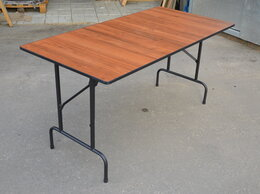 Столы и столики - Складные столы прямоугольные, 0