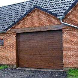 Заборы, ворота и элементы - Секционные ворота в гараж , 0