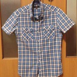 Рубашки - Рубашка мужская OOdji, размер 182 (XS), 0