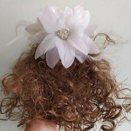 Украшения для девочек - Резинка для волос / кудри с крабиком, 0